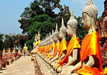 TOUR E MARE THAILANDIA tour privato Thailandia
