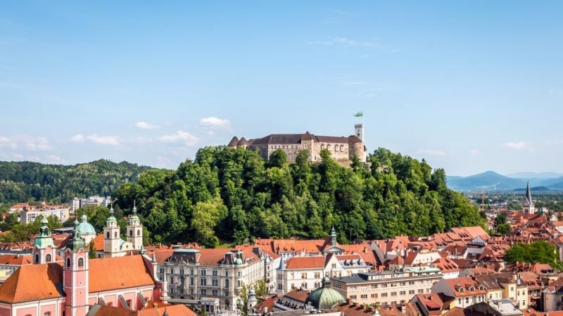 Ljubljana e Bled